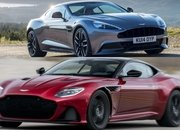 Comparison: 2019 Aston Martin DBS Superleggera vs. Aston Martin Vanquish - image 785572