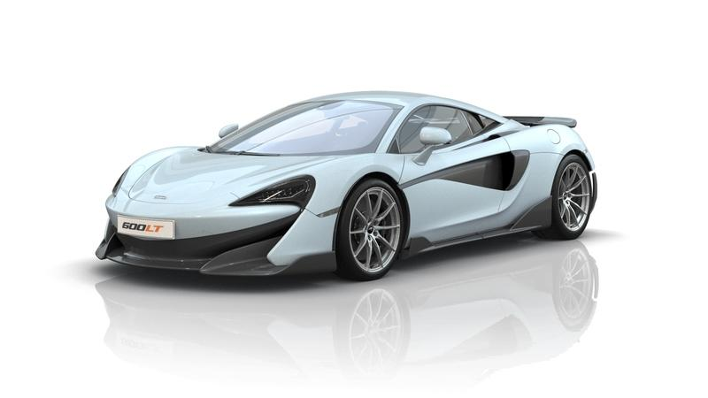Design the 600LT of Your Dreams in The New McLaren Configurator