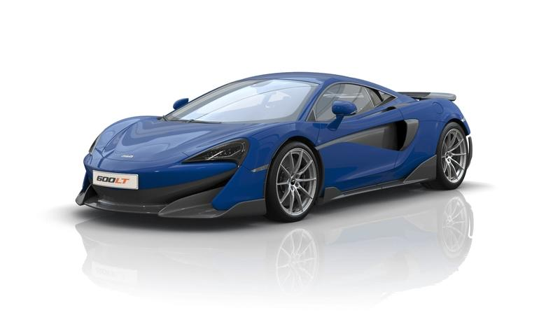 Design the 600LT of Your Dreams in The New McLaren Configurator - image 786992