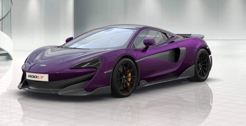 Design the 600LT of Your Dreams in The New McLaren Configurator - image 786997
