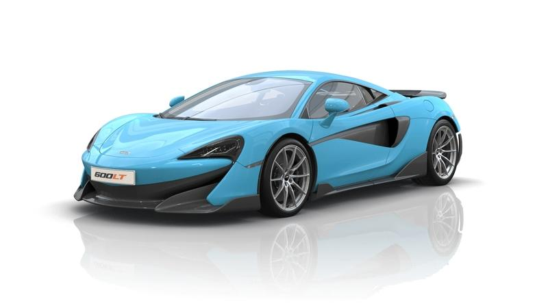 Design the 600LT of Your Dreams in The New McLaren Configurator - image 786969