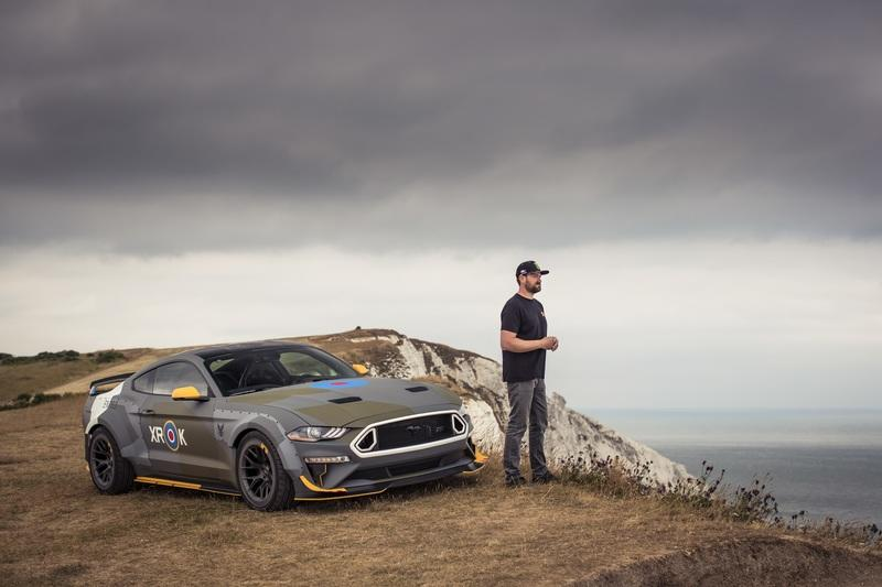 2018 Ford Eagle Squadron Mustang GT