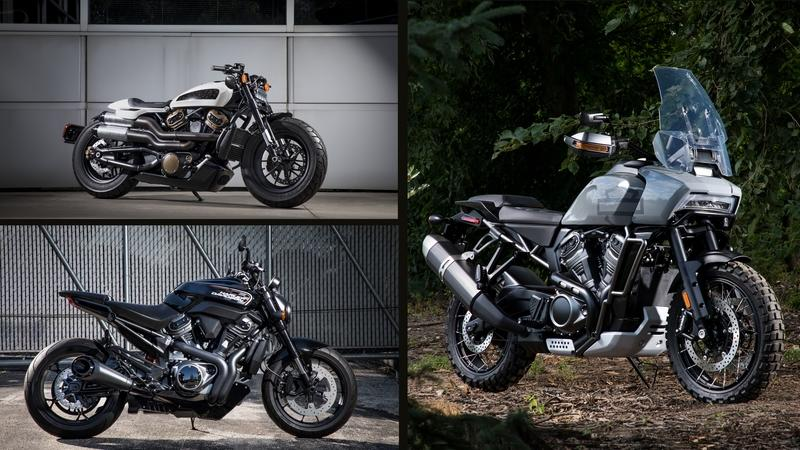 Harley-Davidson Expanding into Adventure And Sportbike Segments
