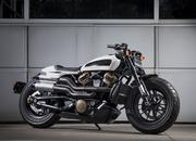 Harley-Davidson Expanding into Adventure And Sportbike Segments - image 788791
