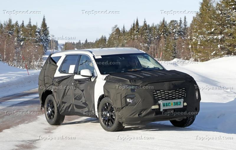 Here's What We Know About the Hyundai Palisade So Far