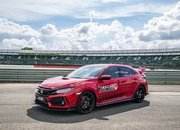 The Honda Civic Type R Smashes New Record, This Time at Silverstone - image 785499