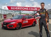 The Honda Civic Type R Smashes New Record, This Time at Silverstone - image 785500