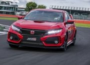 The Honda Civic Type R Smashes New Record, This Time at Silverstone - image 785502