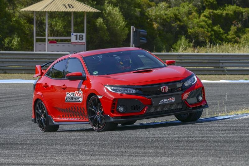 Honda Civic Type R Sets New Lap Record