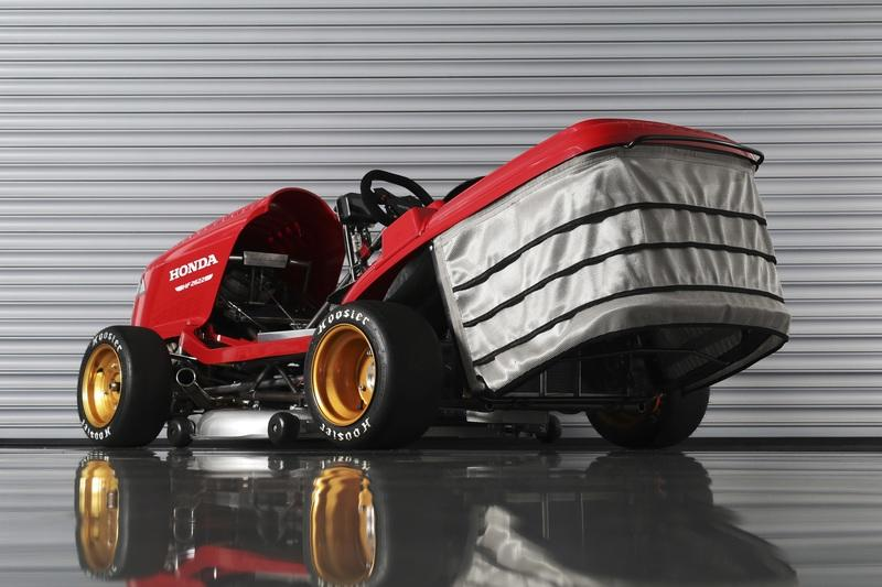Honda is Back To Regain Its Lost Glory With Mean Mower 2.0! - image 786023