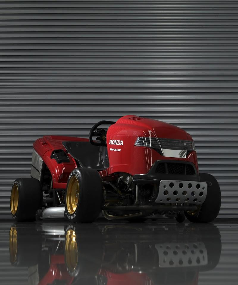 Honda is Back To Regain Its Lost Glory With Mean Mower 2.0!