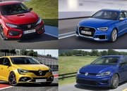 Hot Hatchbacks with 300+ Horsepower: A Complete List - image 787905