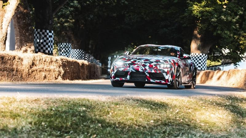 How Much BMW Will we See in the New Toyota Supra?