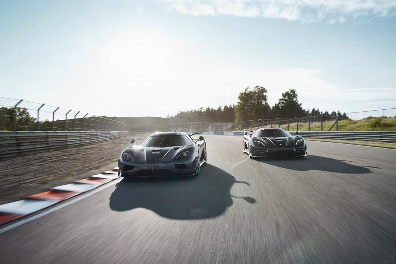 Koenigsegg Says Good-Bye To The Agera With Final Editions Thor and Väder - image 786071