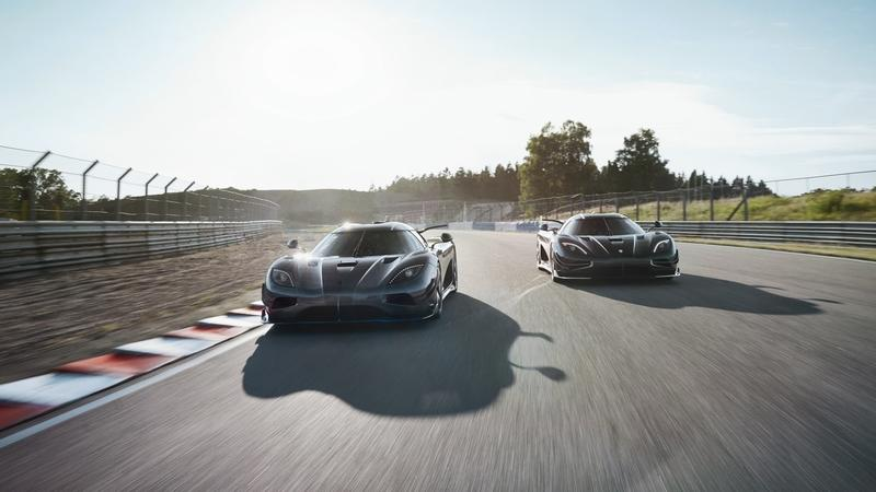 Koenigsegg Says Good-Bye To The Agera With Final Editions Thor and Väder