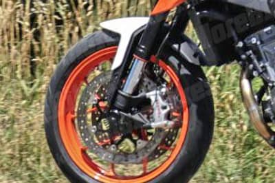 KTM busy testing the sportier '790 Duke R'