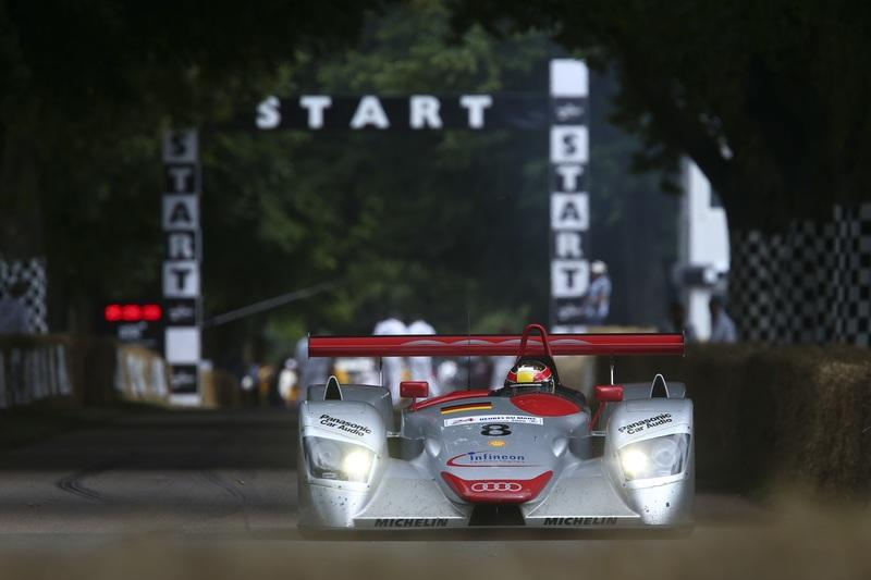 Looking Back at the 2017 Goodwood Festival of Speed Hill Climb