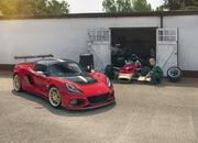 Lotus Celebrates F1 Glory with Custom Exige Models at Goodwood FoS - image 786442