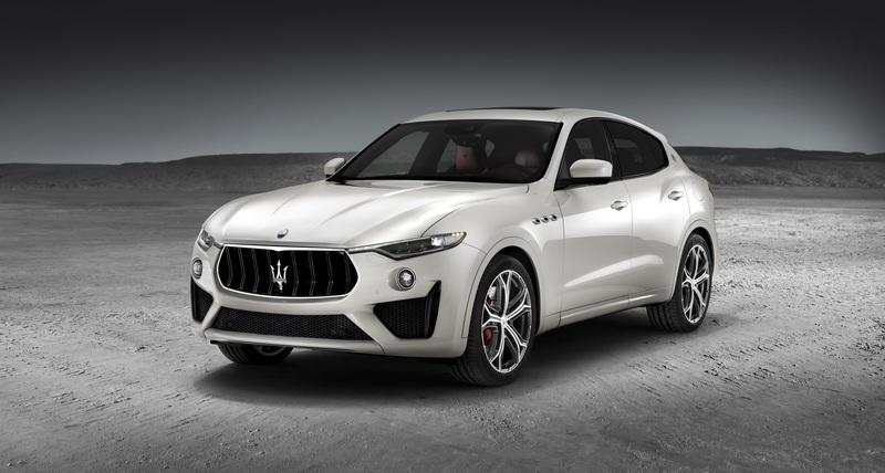 Maserati Levante GTS Takes Goodwood by Storm with Ferrari Engine