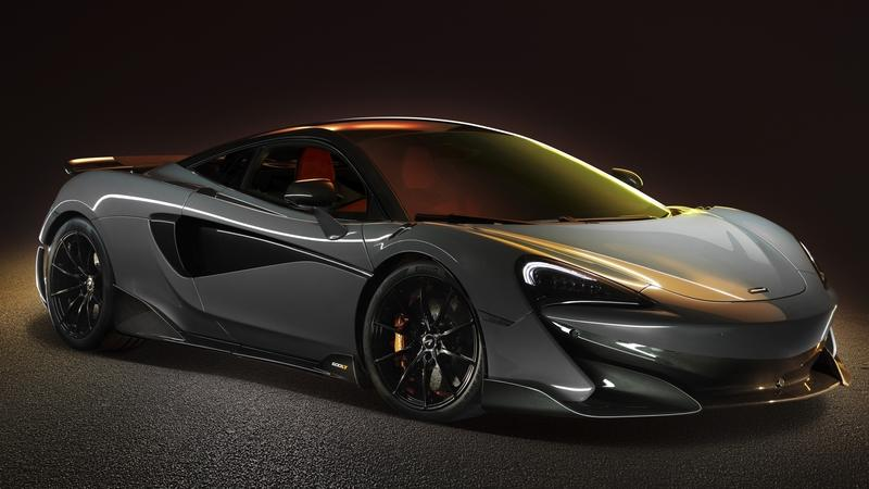 McLaren considering more extreme version of the 600LT