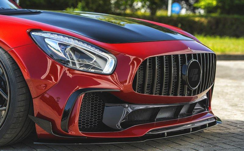 2018 Mercedes-AMG GT S PD700 GTR By Prior Design