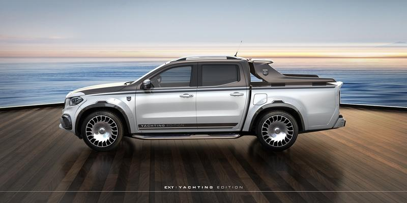 2018 Mercedes X-Class By Carlex Design