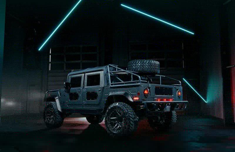 Mil-Spec Automotive Revives the Hummer H1