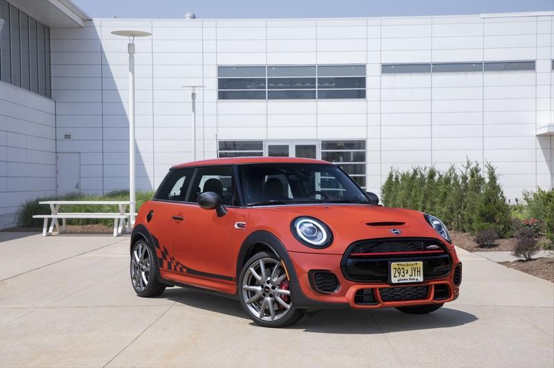 MINI Special Edition Gets a Not-So-Mini Name
