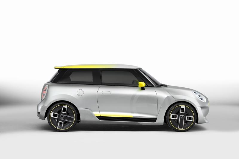 Mini UK Shows Off Design Sketches of the First Electric Mini; Promises 2019 Debut