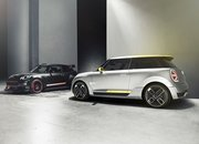 Mini UK Shows Off Design Sketches of the First Electric Mini; Promises 2019 Debut - image 786627