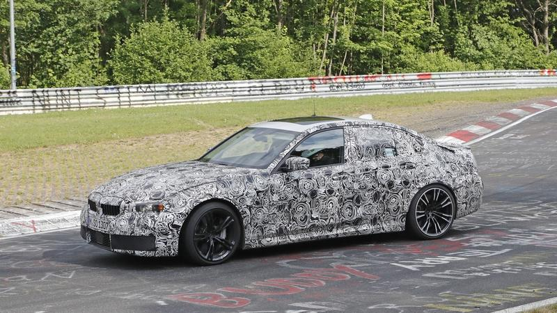 Next-Gen BMW M3 Will Be Lighter Than the Current M3 CS