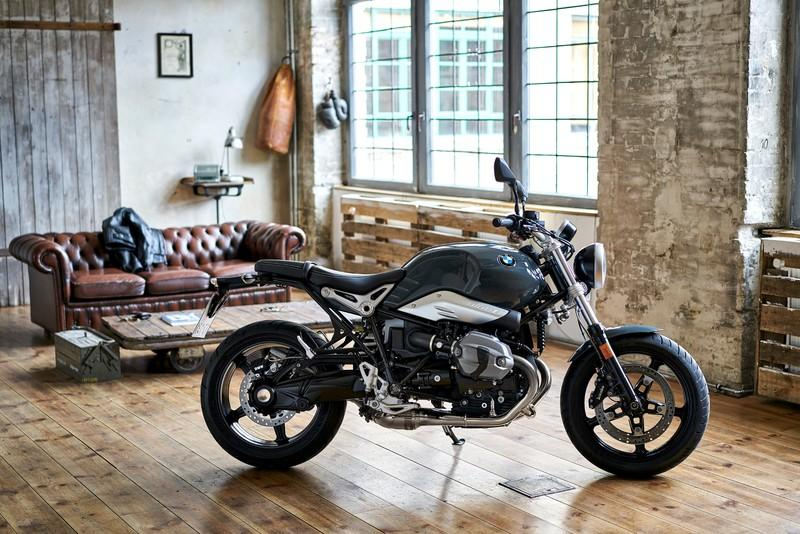 2016 - 2018 BMW R NineT Pure   Top Speed
