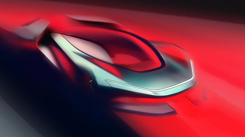 Pininfarina Teases PF0 All-Electric Ultra-Luxury Hypercar Before August Debut