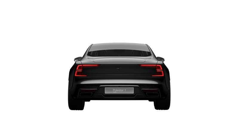 Polestar 1 Online Configurator - How We Spec'd It