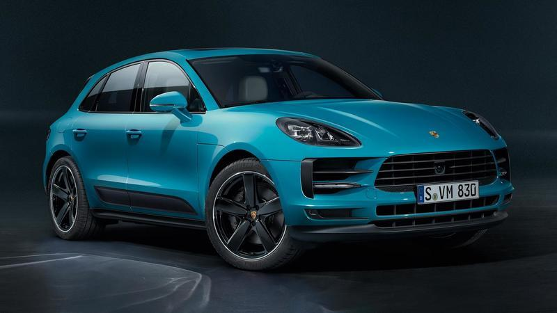 Porsche Macan Gains 911 Looks, More Equipment