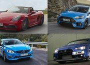 Ranked: The Most Powerful Four-Cylinder Production Cars (and One From 1911) - image 788785