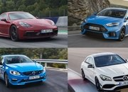 Ranked: The Most Powerful Four-Cylinder Production Cars (and One From 1911) - image 788786