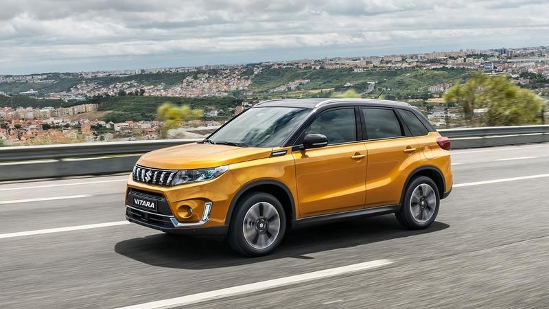Redesigned Suzuki Vitara With A New Engine And New Charm