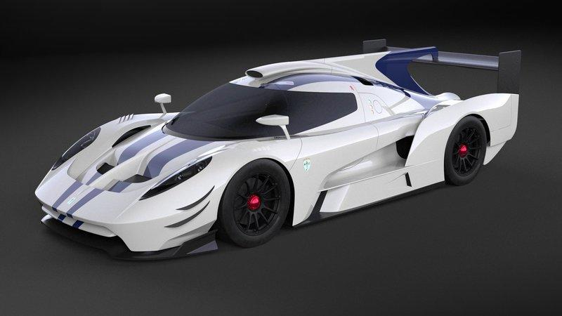 Scuderia Cameron Glickenhaus Wants to Win Le Mans With SCG 007 LMP1 Exterior - image 788568