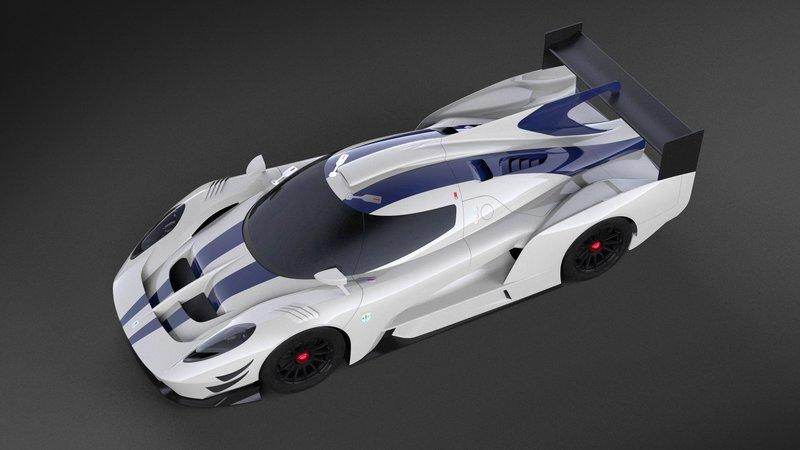Scuderia Cameron Glickenhaus Wants to Win Le Mans With SCG 007 LMP1