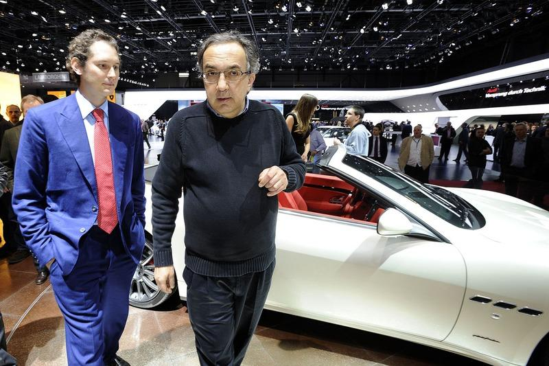 Sergio Marchionne's Greatest Hits