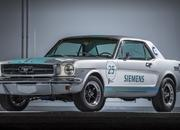 Siemens' Self-Driving Mustang Struggles Up the Goodwood Hill (Video) - image 786728