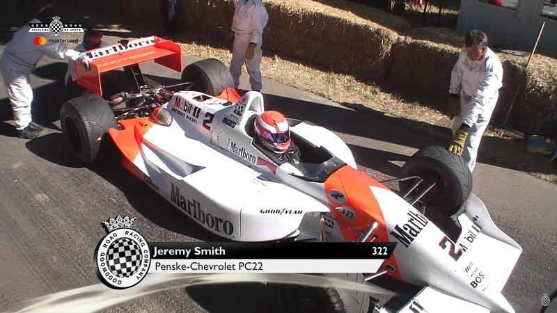 The 5 Fastest Runs of the Goodwood Festival of Speed Two Of Which Are Almost Completely Silent