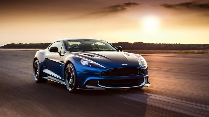 The Aston Martin Vanquish Isn't Dead - It'll be Re-imagined as a Mid-Engined Ferrari and McLaren Fighter