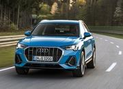 The Audi Q3 Looks the Same but is a Bit Larger With some Q8 DNA - image 788289