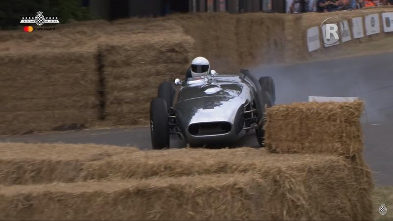 The Biggest Crashes of the 2018 Goodwood Festival of Speed