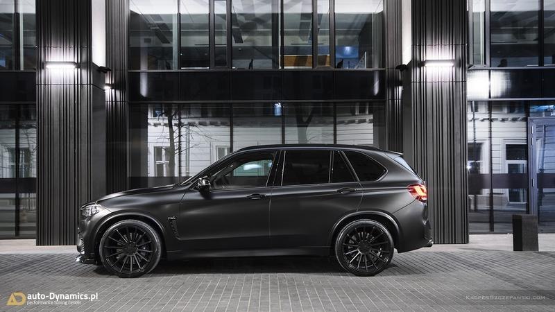 2018 The BMW X5 M Avalanche by Auto-Dynamics