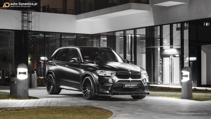 2018 The BMW X5 M Avalanche by Auto-Dynamics Exterior - image 787901