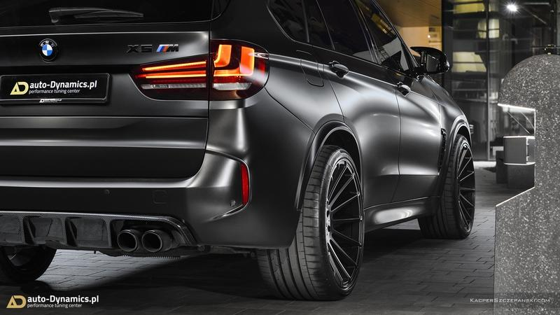 2018 The BMW X5 M Avalanche by Auto-Dynamics Exterior - image 787892