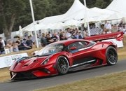 The Brabham BT62 was Showcased at Goodwood, Symbolizing the Return of an Iconic Brand - image 786745